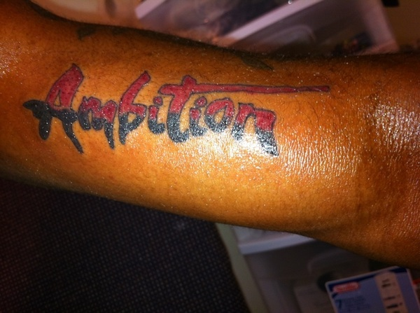 @WALE X ROZAY - TATTS ON MY ARM ---- > #AMBITION