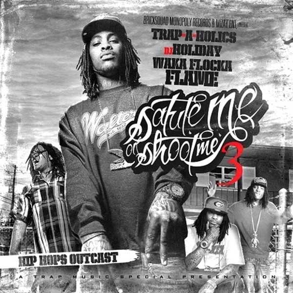 #Nowplaying &#039;Bill Russell - Waka Flocka Flame 