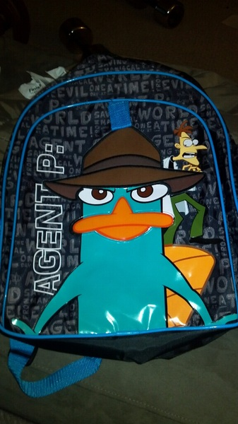 RT @ThEBeArBeLLomY: Perry the Platypus is a straight up G