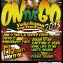 "Tonight !!! Yokohama New Year Party ""On The Go 2013"" at Yokohama Bayhall !!! 皆さんお待ちしております!"